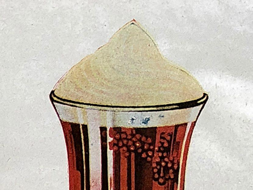 からふね屋1927年営業のしおり3色印刷アップ