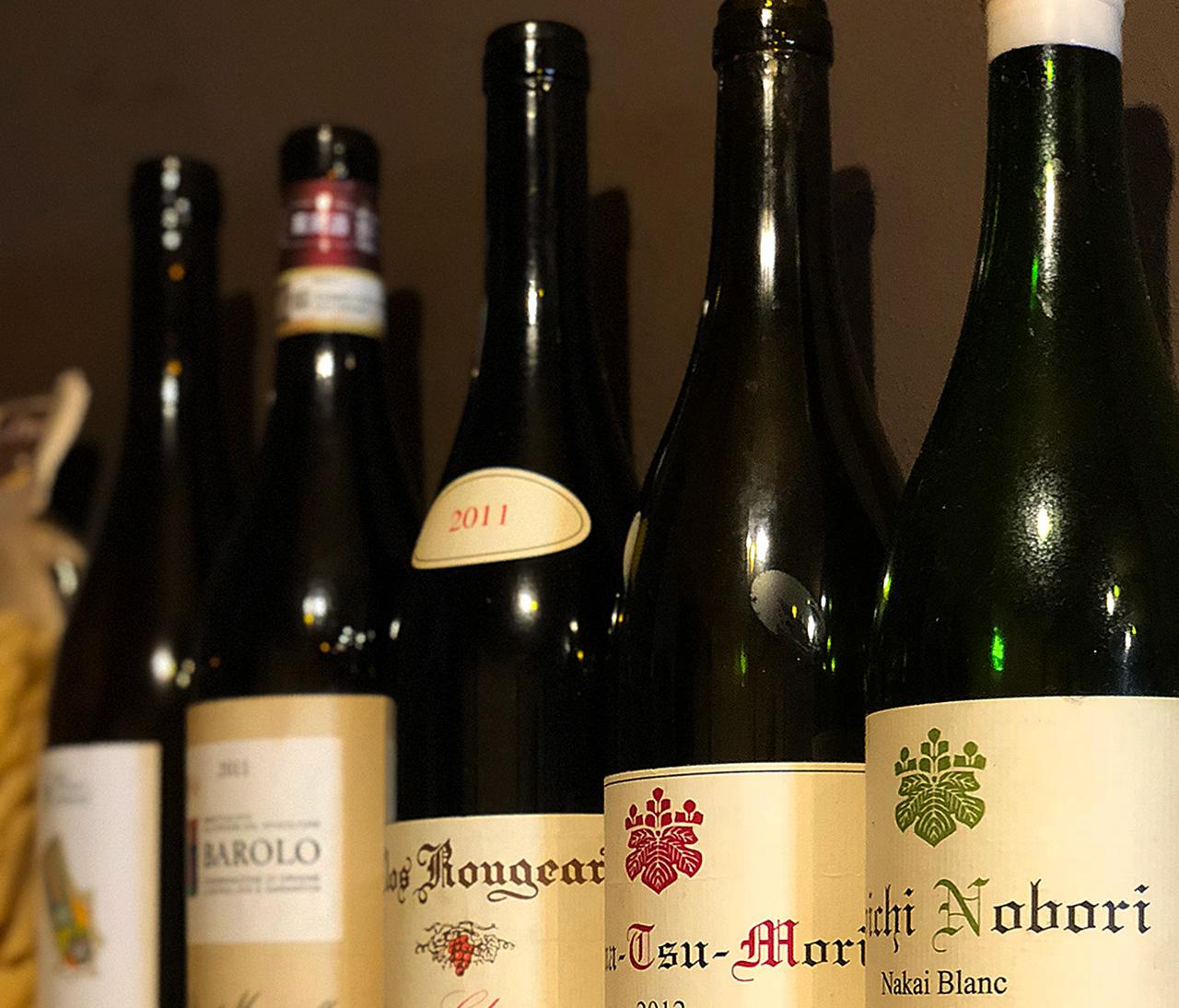 ラピンタイカ ワイン
