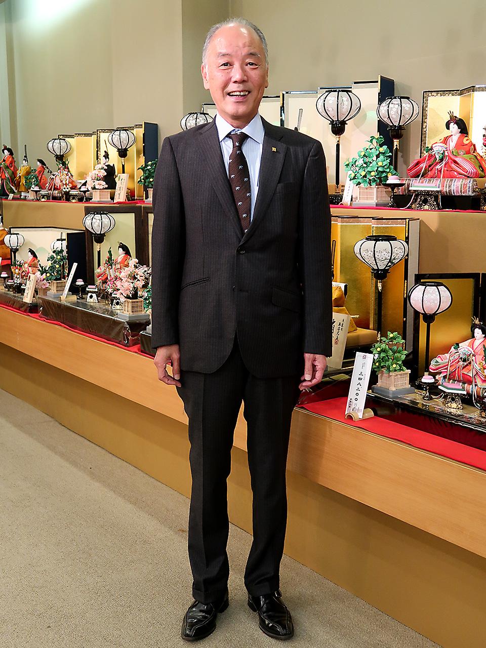 田中義高社長