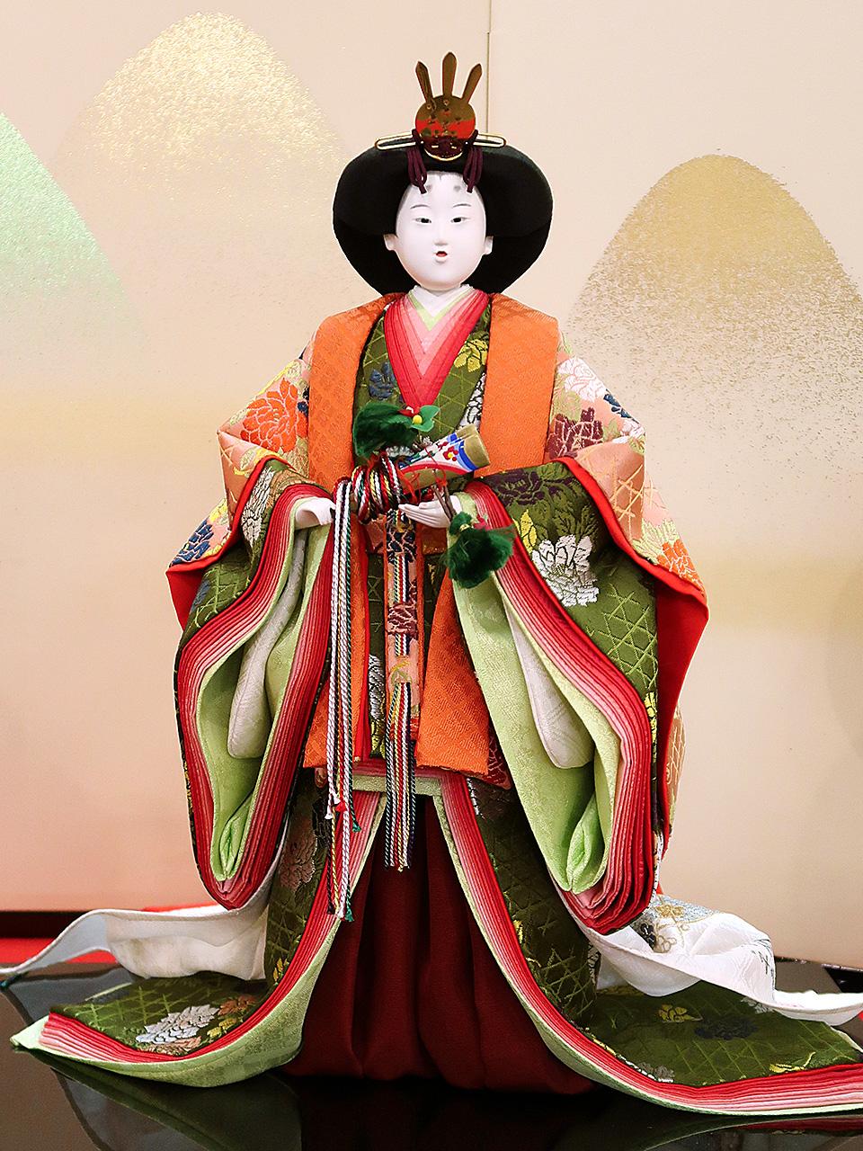 立雛(女雛)