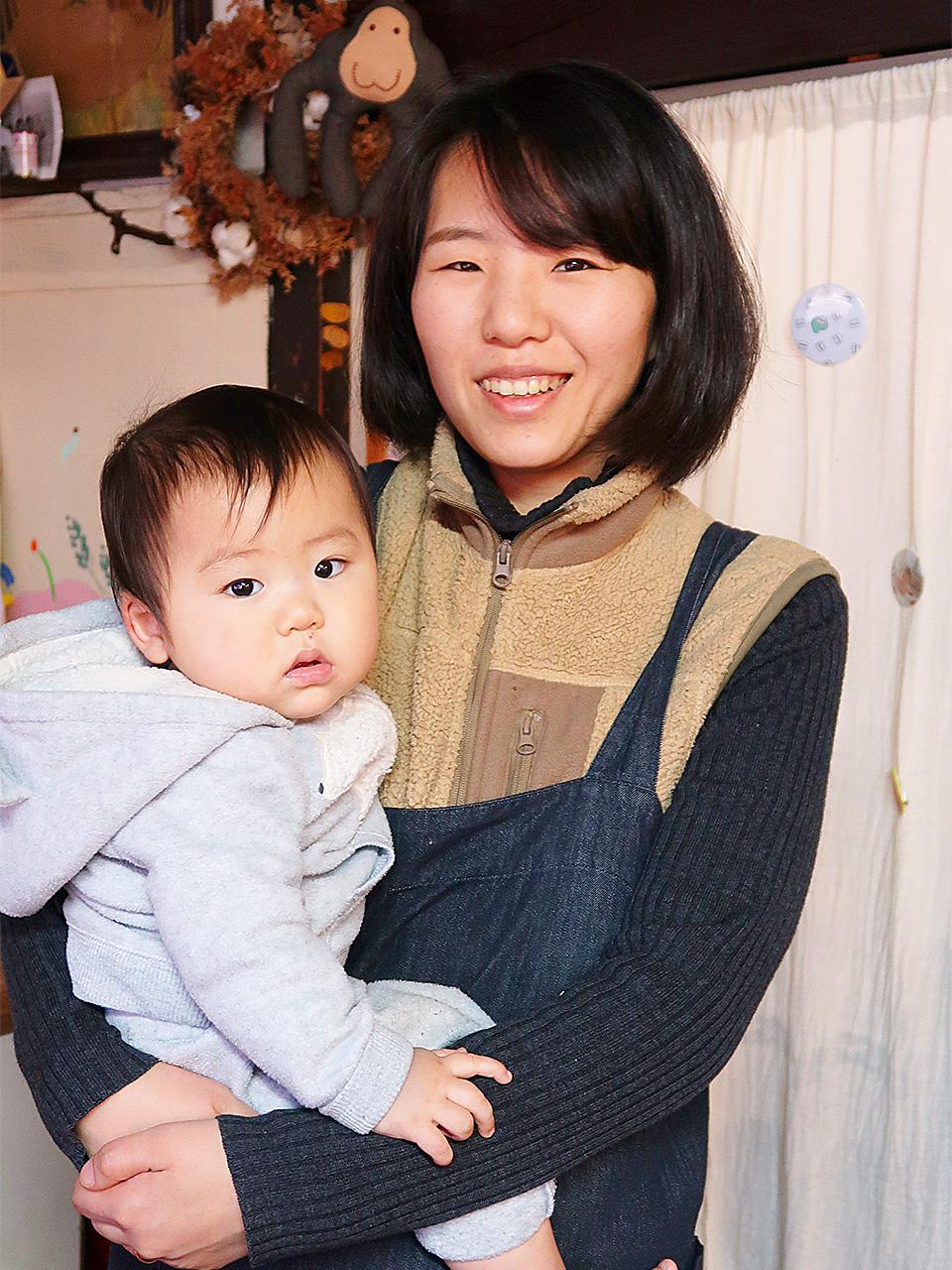 CHIERIYA 大城さんと次女