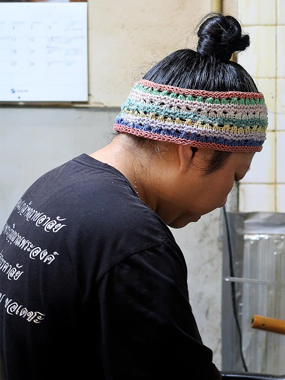 アジアンキッチン ロータス オーナーの大内佐和子さん