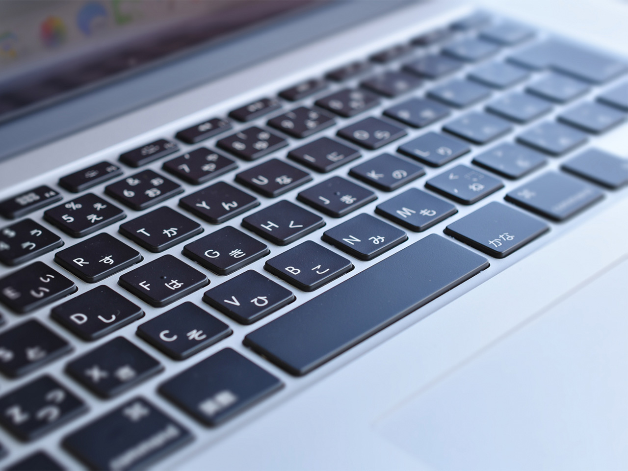 PCキーボード イメージ画像